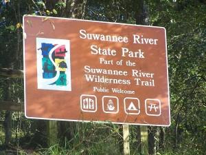 Suwannee River State Park Wilderness Trail, Live Oak, FL