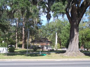 A park in Madison, Florida