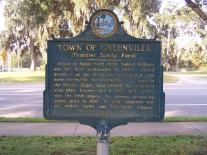 Welcome to Greenville, FL