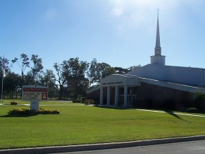 First Baptist of Bristol, FL. A great example of southern hospitality!