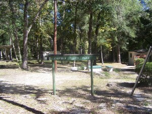 Chipola River Park on US-20