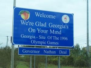 Welcome to Georgia!