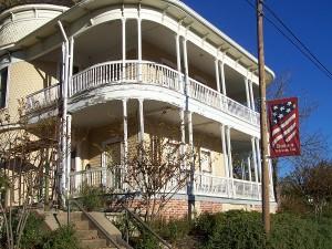 A nice piece of history in Burton, Texas!