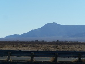 More of the mountains that we see for a couple of days at a time.