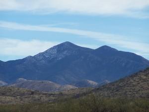 More mountains!