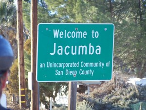 Ay Jacumba! What a climb!