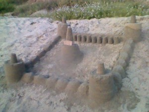 Another Epic Sand Castle